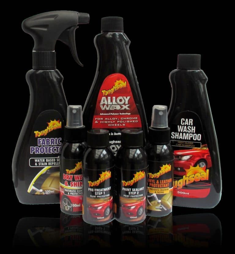 ToughSeal Paint Protection product